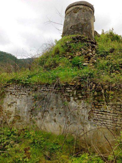 آسیاب آبی لاشوی روستای مرزبن