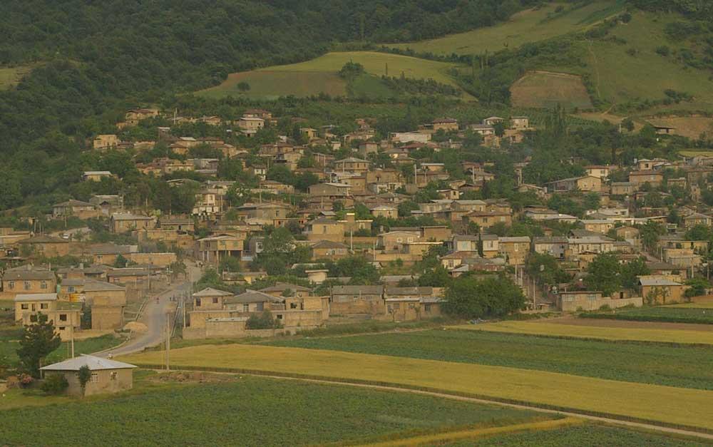تاریخچه روستای مرزبن