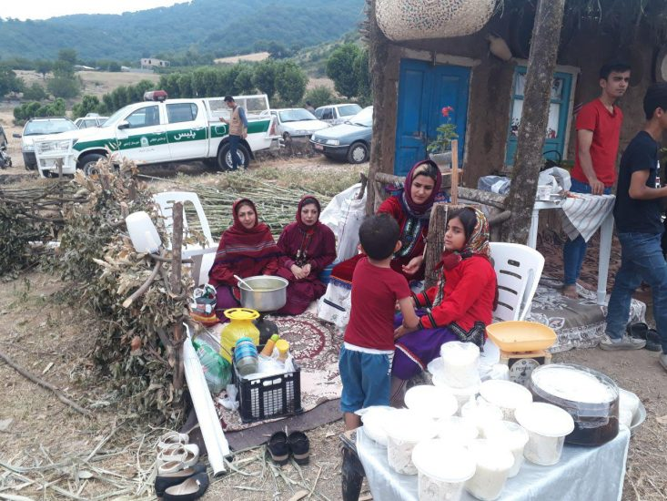 تصاویر جشنواره بهار روستا و عشایر