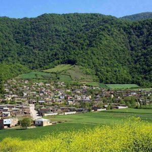 روستای مرزبن در یک نگاه