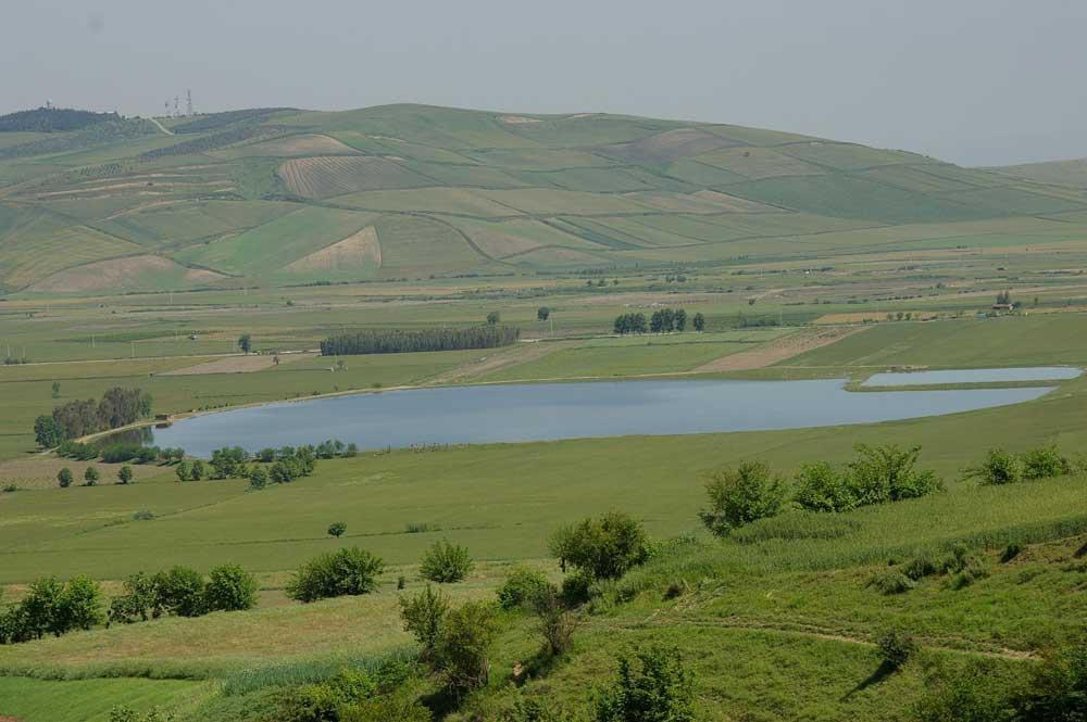 سد خاکی روستای مرزبن